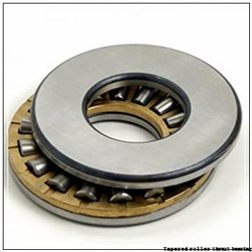 LM249747NW LM249710CD Tapered Roller bearings double-row