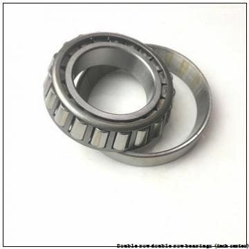 HM237546DD/HM237510 Double row double row bearings (inch series)