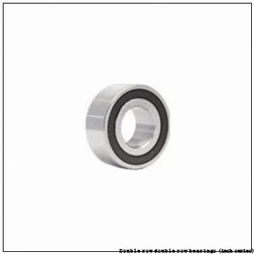 93806A/93127D Double inner double row bearings inch