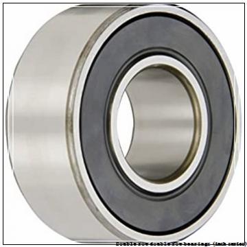 EE127094D/127140 Double row double row bearings (inch series)