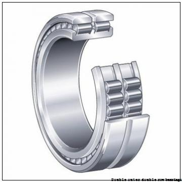670TDI980-1 254TDI585-1 Double outer double row bearings