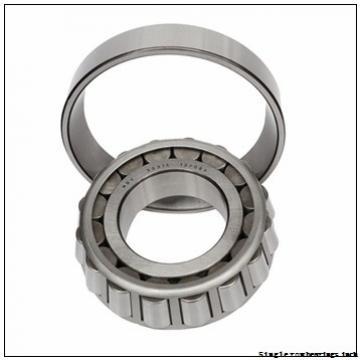81606/81962 Single row bearings inch