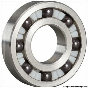 74550A/74850 Single row bearings inch