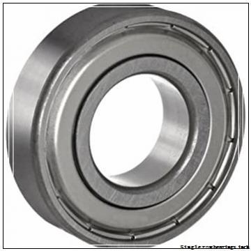 81590/81962 Single row bearings inch