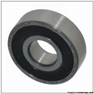 88931/88126 Single row bearings inch