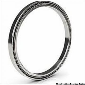 K20020AR0 Thin Section Bearings Kaydon