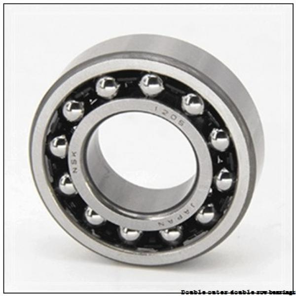 380TDI560-1 Double outer double row bearings #3 image