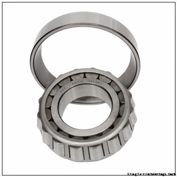 HH231649/HH231610 Single row bearings inch #1 image