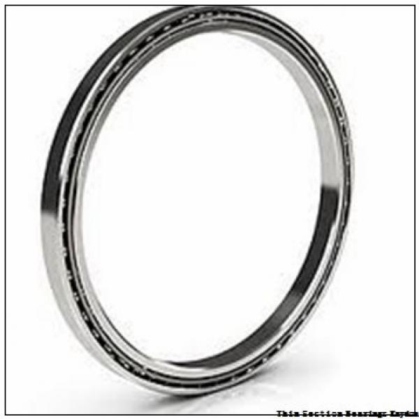 NA025XP0 Thin Section Bearings Kaydon #3 image