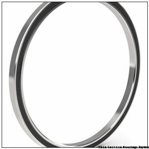 BB25040 Thin Section Bearings Kaydon #1 image